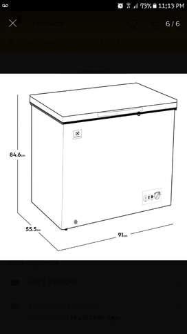Congelador Horizontal   Características generales:  Capacidad 200 Litros. Función dual (congela y refrigera).