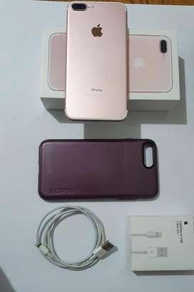 Iphone 7plus - 128gb