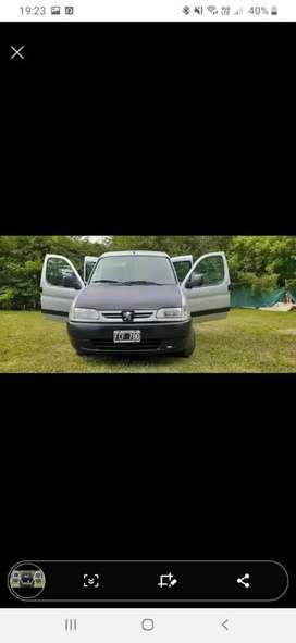 Peugeot partner furgón 1.4
