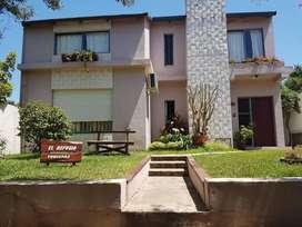 oj20 - Departamento para 3 a 7 personas con cochera en Villa Elisa
