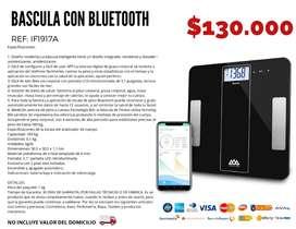 Bascula con Bluetooth