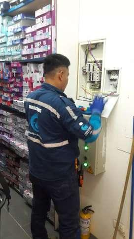 ELECTRICISTAS ASU SERVICIO CERTIFICADOS