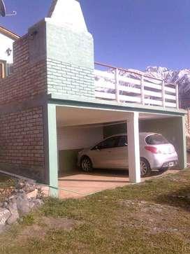 Alquiler casa Potrerillos para 6 personas