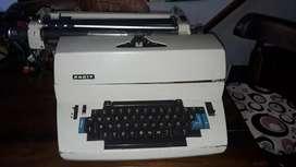 Maquina de escribir eléctrica FACIT antigua
