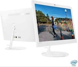 PC AIO LENOVO IdeaCentre 330-20AST AMD A6 19.5' 4GB 1TB HD+ DVD PC ALL-IN-ONE LENOVO IdeaCentre 330