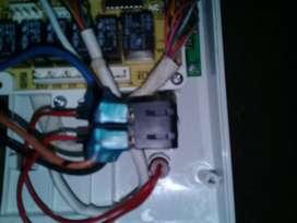 Servicio, Reparación e Instalación de aires, lavarropas, heladeras y electrodomesticos en general.