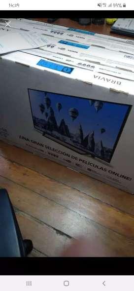 Televisores con 2 años de Garantia pide la marca y pulgadas