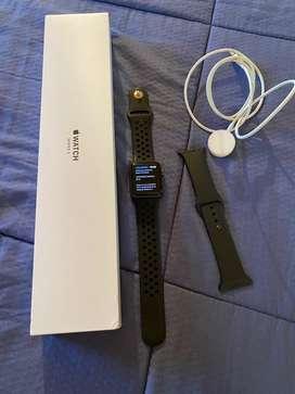 Vendo apple watch serie 3 38 mm