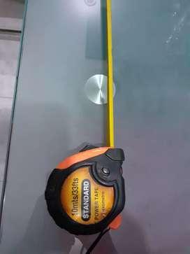 Metro o flexometro 10 metros