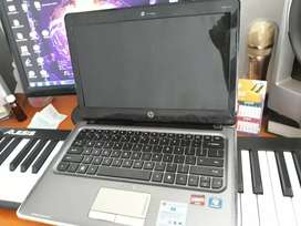 Se vende computador portátil marca Hp