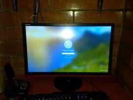 Monitor 22' AOC GAMER 1 MS FreeSync FullHD