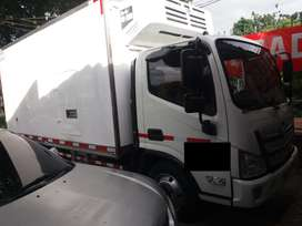 Se vende vehiculo tipo camion, marca Foton.