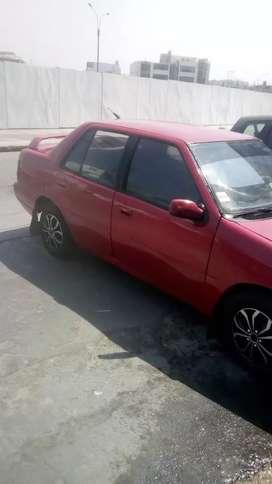 Se vende Hyundai excel 93 gasolinero mecanico