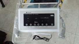 Ultrasonido con electrocauterio trial.
