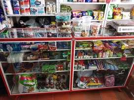 Tienda alimento mascotas & productos de aseo