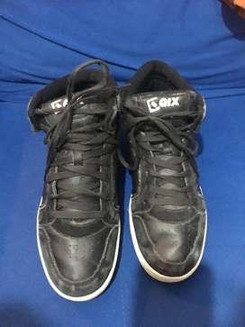 Zapatillas Qix de Cuero 12us