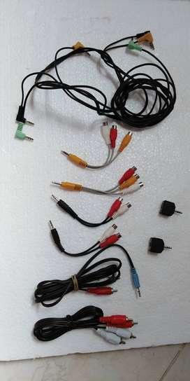Conectores unidad 8000