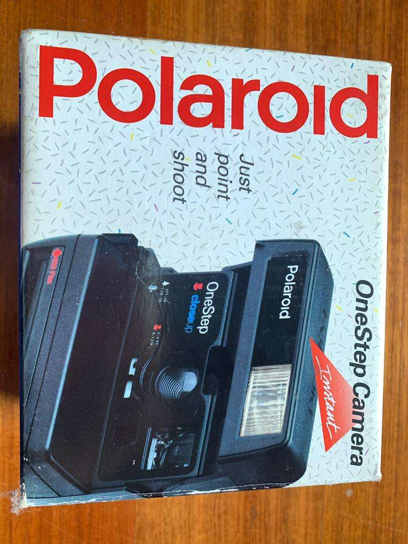 POLAROID one step 0