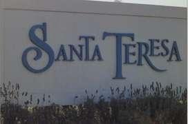Lote en venta en Santa Teresa