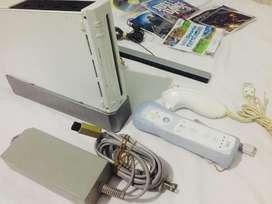 Nintendo Wii Leyendo Copias