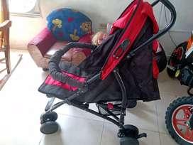 coche paseador maxibaby