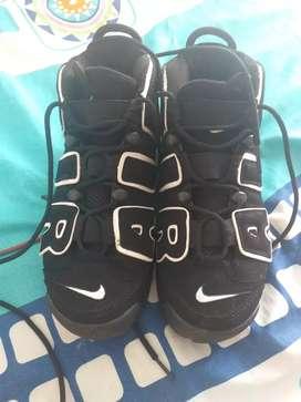 Tenis unisex botas nike importadas talla 36 como nuevas