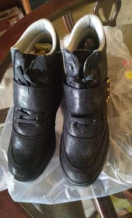 Zapatos Estilo Botines