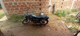 Sevende moto splendor en buen estado