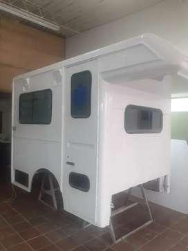 Ambulancia carroceria
