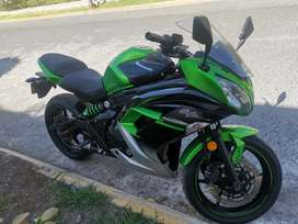 Kawasaki ninja EX650F (ABS)