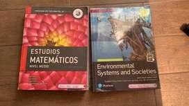 Libros para el diploma de bachillerato internacional