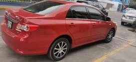 Se vende Toyota Corolla 2011