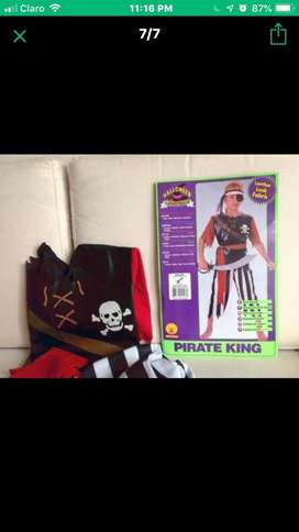 Disfras. Rey Pirata T 3-4