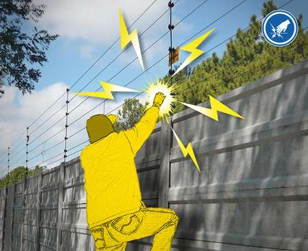 cercado electrico valla perimetral materiales instalacion calificada 0