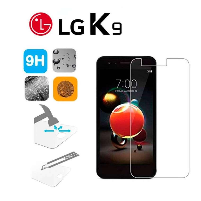 Vidrio Templado PLANO GLASS para LG K9 0