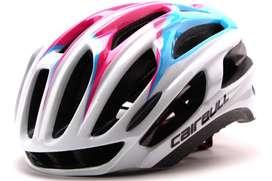 Casco Bicicleta Cairbull 29 Salidas De Aire T: L Com Rosa