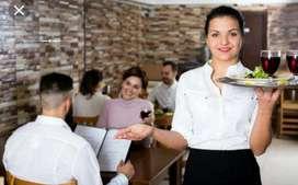 Azafatas para Restaurant en Jaén