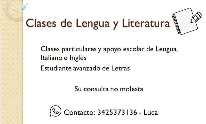 Clases particulares de Lengua y Literatura 0