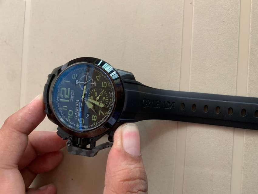 Vendo Exclusivo reloj Graham 0