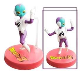 Dragon Ball Z Jaco Figura Juguete Colección Juguetería