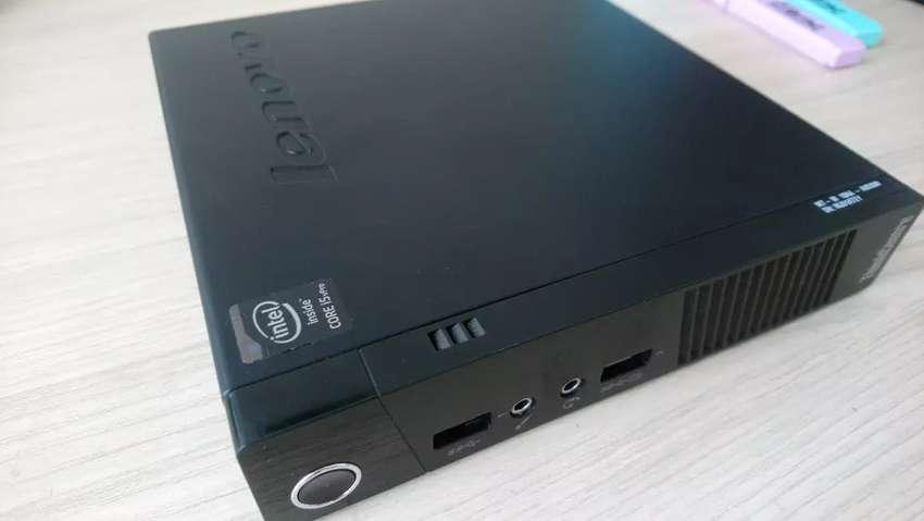 Solo por hoy - Mini computador Lenovo Thinkcentre M93p 0