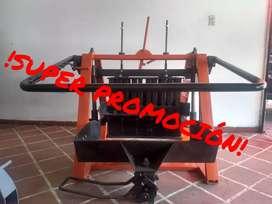 Máquinas para hacer bloques