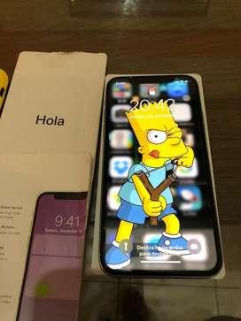 Iphone x de 64 gb -