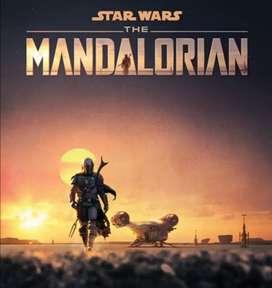 Star Wars The Mandalorian DVD