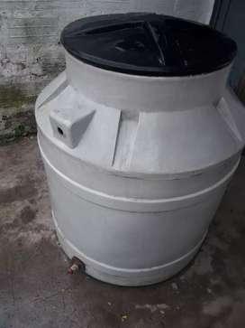 tanque para agua tricapa de polietileno 400 ls