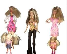 Colección Barbie Original