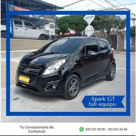 SPARK GT 2015 FULL EQUIPO