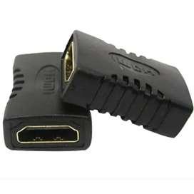 Empalme HDMI a HDMI