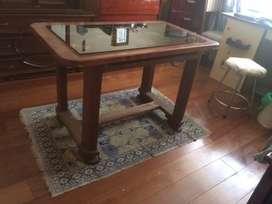 Mesa de la abuela