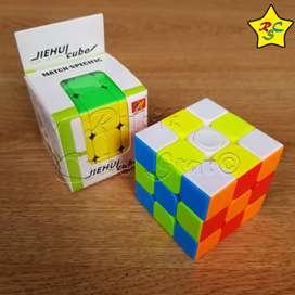 Cubo Rubik Spinner 3x3 Fidget Magic Cube - Stickerless